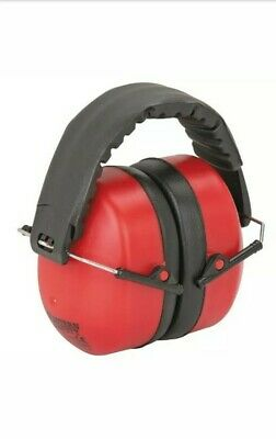 Foldable Ear Muffs Western Safety