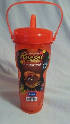 2019 Hershey Park Refillable Reese's Cupfusion Cup - .99 Refills