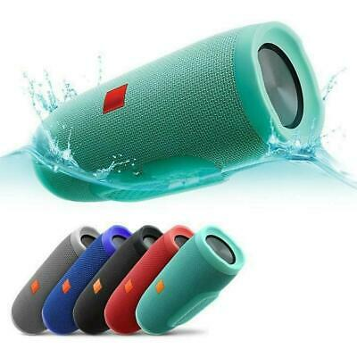 NEW Charge 3+ Waterproof Bluetooth Speaker Portable Wireless FAST SHIPPING TF
