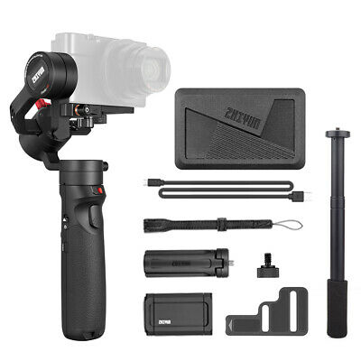 Zhiyun Crane M2 3-Axis Handheld Gimbal for Sony Canon GoPro+ Extension Stick​