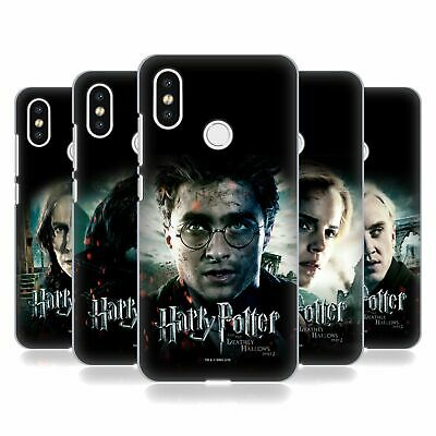Official Harry Potter Deathly Hallows Viii Hard Back Case For Xiaomi Phones