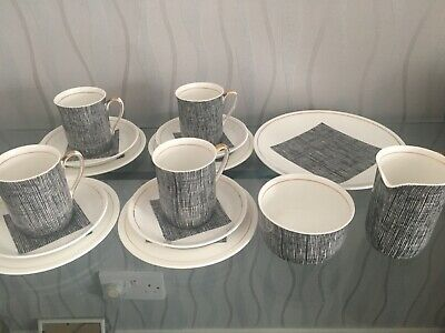 Stunning Windsor Bone China Tea Set