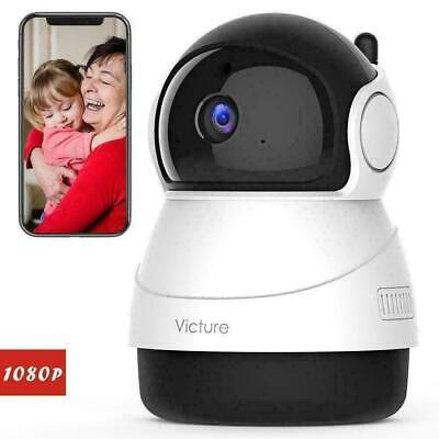 Victure 1080P FHD WiFi IP Dome Security Camera Indoor Night Vision Mot Detection