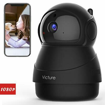 Victure 1080P FHD WiFi IP Dome Security Camera Indoor Night Vision Motion Detect