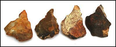 STONE AGE 4 neolithic mesolithic  tools piercers awls arrows spearheads british