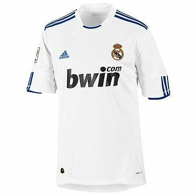Adidas Real Madrid Home Jersey 2010/11