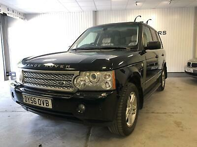 2006 Land Rover Range Rover 3.0 Td6 VOGUE 4dr Auto 4x4 Diesel Automatic