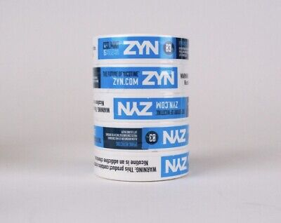 Zyn Nicotine Pouches Cool Mint 6 Mg Log/roll/5 Count