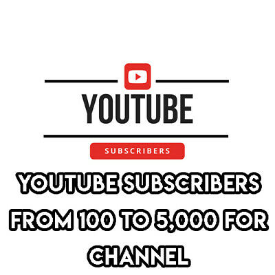 Yt Subs For Your Channel!  Boost Your Sub Count From 100 To 1000 Subs!