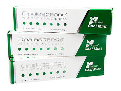 Opalescence Whitening Toothpaste Fluoride Cool Mint 133g (4.7oz)