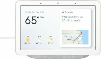 "Google Nest Hub 7"" Touchscreen with Built-In Google Assistant"
