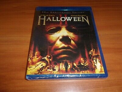 Halloween II (Blu-ray Disc, 2011, 30th Anniversary Edition) 2 NEW
