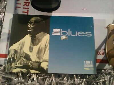 The Blues, A Book Of Postcards 30 cards