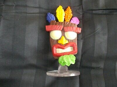 Action Figure Funko Pop Vinyl Crash Bandicoot Aku Aku loose