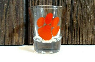 Clemson Shot Glass
