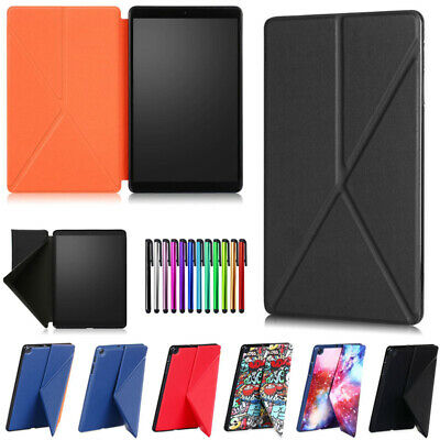 """For Samsung Galaxy Tab A 10.1"""" 2019 SM-T510 T515 Folio Leather Case Cover Stand"""