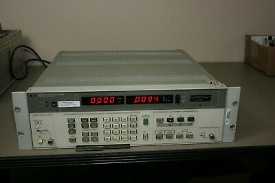 HP 8903B Audio Analyzer, 30 Day Warranty, Recent Calibration! Nice unit!!!