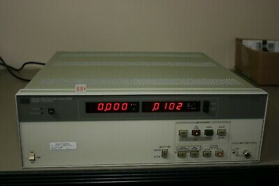 HP 8903E Audio Analyzer, 30 Day Warranty, Recent calibration, 400hz filter