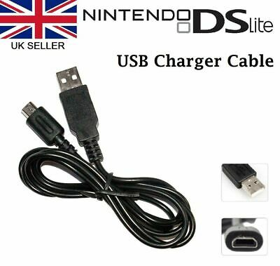 USB Charging Charger Cable for Nintendo DS Lite NDSL HOT DEAL