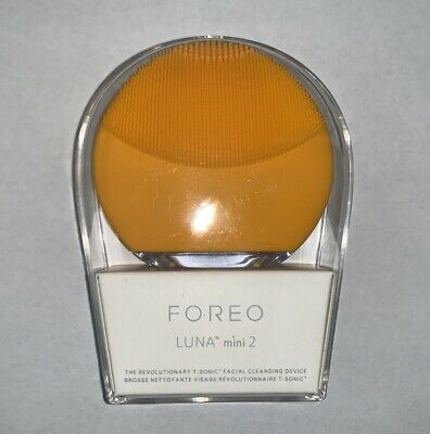 Foreo Luna mini 2 SunFlower Yellow | Authentic Sealed in Box