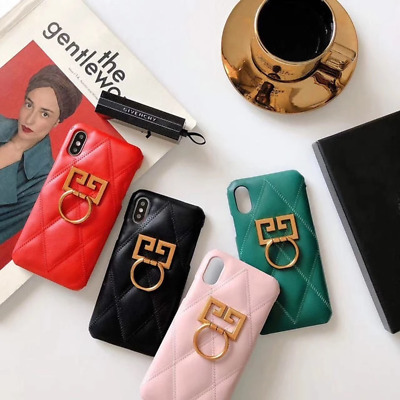 Givenchy Leather iPhone Cases