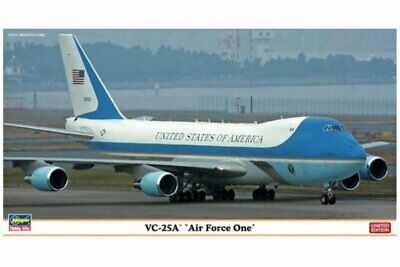 HASEGAWA 10805 1/200 VC-25A 'Air Force One' Limited Edition