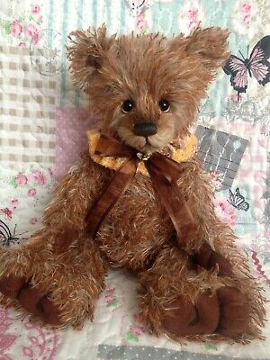 CHARLIE BEARS DODO 2018 ISABELLE LIMITED EDITION BEAR  ~ below the rrp of £165