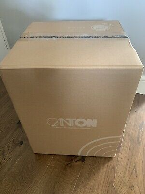 Canton Smart Sub 8 Gloss Black Brand New Sealed