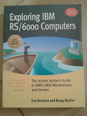 Exploring IBM RS6000 computers by Hoskins and Davies