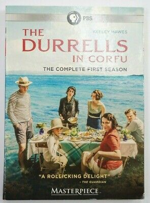 The Durrells in Corfu: The Complete First Season One/1 - Damaged Sleeve/Jacket