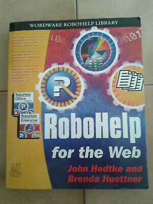 Robohelp for the web by J.Hedtke and B.Huettner