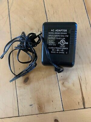 ABLEGRID 9VAC Adapter for ROCKTRON MW48-0901500A// MAW WOEI MW48T-0901500A Class2