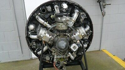 LETECKY 9 cylinder radial engine M462RF