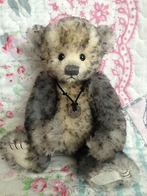 CHARLIE BEARS EVIE RARE RETIRED ISABELLE COLLECTION BEAR STUDIO ~ only 300 made