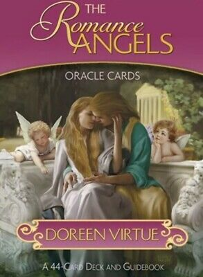 Romance Angels Oracle Card Deck by Doreen Virtue NEW SEALED DECK Out Of Print🔮