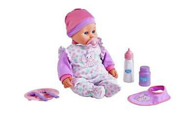 Chad Valley Babies to Love Interactive Isabella 40cm Doll 3+ Years-UK