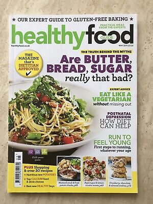 Healthy Food Guide Magazine May 2015 125 Picclick Uk