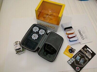 Anki Cozmo Robot Toy - White Used Great Condition.  Works Perfectly.