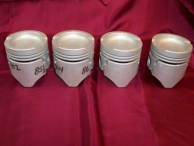 Ford Kent Uprated X-Flow 1600 AE Hepolite Pistons Formula Vintage Historic