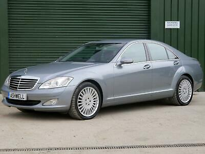 2005 MERCEDES-BENZ S Class W220 S320 CDI 4dr Heated Memory