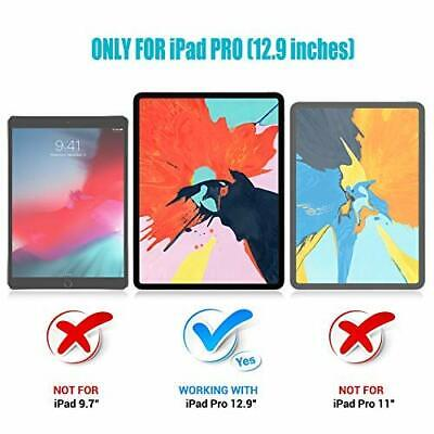 Tempered Glass Screen Protector for Apple iPad Pro 12.9 Inch 3rd Gen 2018
