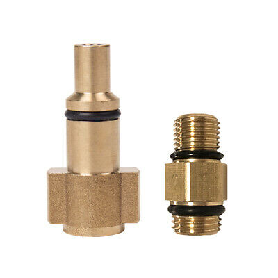 High Pressure Washer Adapter Quick Connector Set Garden Suitable For Lavor