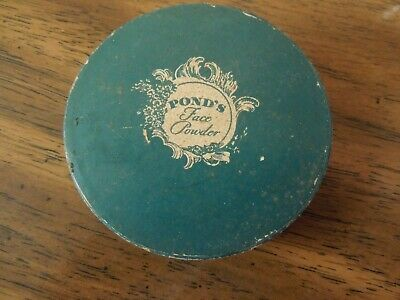 VTG Compact PONDS Face  Powder Never used- Hard to find````````RARE