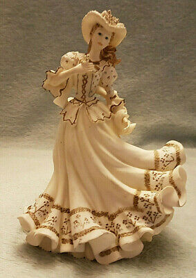 "The Leonardo Collection ""Springtime Stoll"" Figurine Ornament 1997  (SS28)"