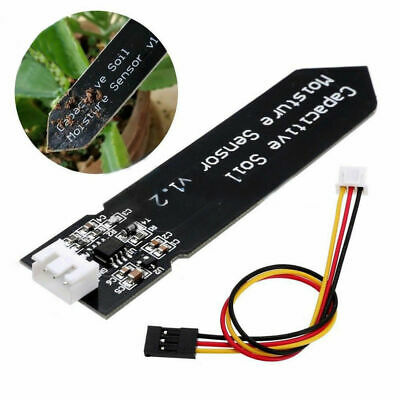 Capacitive Soil Moisture Sensor Anti-corrosion for Arduino Raspberry Pi TE930