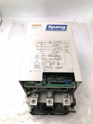 Spang MC7G5-B-2600010 Power Control Unit 49.9KVA 480VAC 60A 3PH