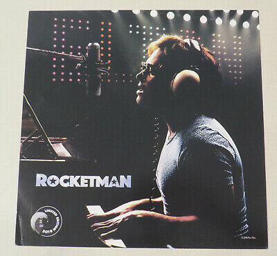 "Lot of 200 RocketMan Posters - Elton John, Limited Edition 2019 12 x 12"" Posters"