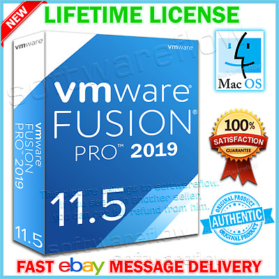Vmware Fusion 11 Pro Mac 🔑Lifetime Keys🔑Official 2019 ♕ 🔥Instant Delivery🔥📩