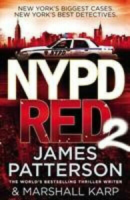 NYPD Red 2 (NYPD Red) by Patterson, James.
