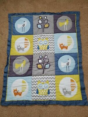 Lolli Living Woods Baby Toddler Quilt